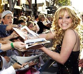 Hilary Duff, The Lizzie McGuire Movie