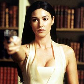 Monica Bellucci, The Matrix Reloaded
