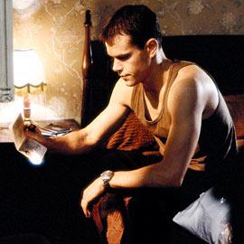 Matt Damon, The Bourne Identity