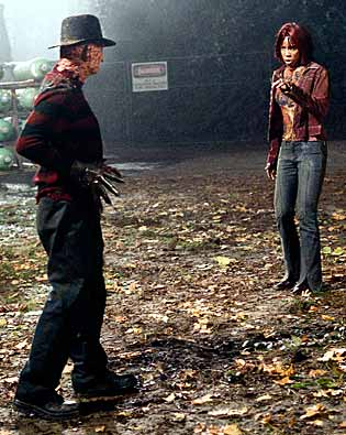 Kelly Rowland, Freddy vs. Jason