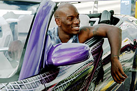 Tyrese, 2 Fast 2 Furious