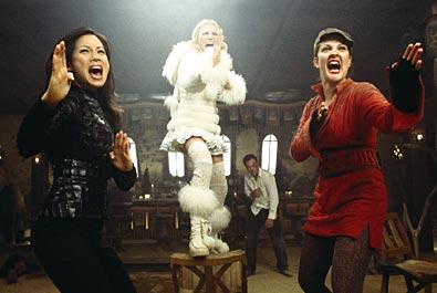 Lucy Liu, Cameron Diaz, ...