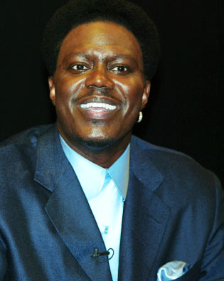 BERNIE MAC, ''THE BERNIE MAC SHOW'' Two-time nominee Mac gets laughs as TV's grumpiest (or is it most honest?) father figure. Offscreen, this Original King of Comedy gushes over his mama in his new autobiography, ''Maybe You Never Cry Again.''