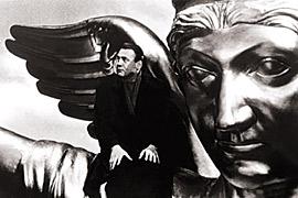 Bruno Ganz, Wings of Desire