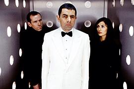 Rowan Atkinson, Natalie Imbruglia, ...