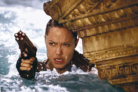 Angelina Jolie, Lara Croft Tomb Raider: The Cradle of Life