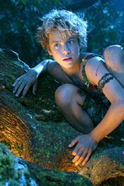 Jeremy Sumpter, Peter Pan