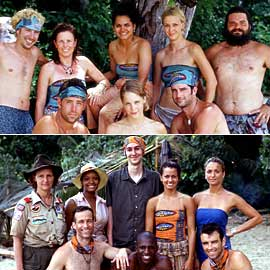 Survivor, Survivor: Pearl Islands