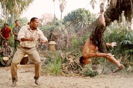 Dwayne ''The Rock'' Johnson, The Rundown