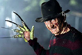 Robert Englund, Freddy vs. Jason