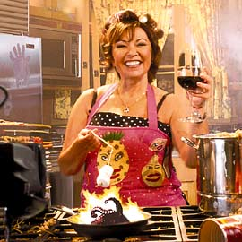 Roseanne Barr, The Real Roseanne Show