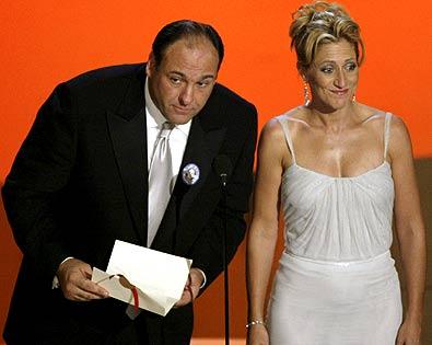 Edie Falco, James Gandolfini, ...
