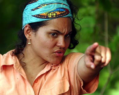 Sandra Diaz-Twine, Survivor: Pearl Islands