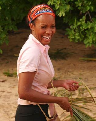 Tijuana Bradley, Survivor: Pearl Islands