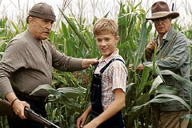 Haley Joel Osment, Secondhand Lions