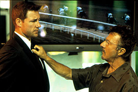 Ed Burns, Dustin Hoffman, ...