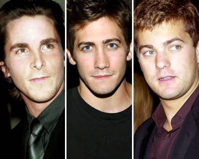 Christian Bale, Joshua Jackson, ...