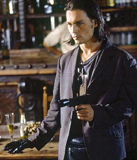 Johnny Depp, Once Upon a Time in Mexico