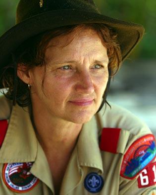 Lillian Morris, Survivor: Pearl Islands