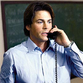 Rob Lowe, The Lyon's Den