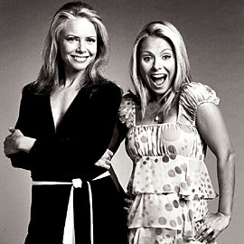 Faith Ford, Kelly Ripa, ...