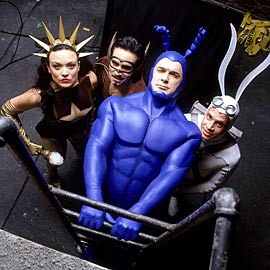 The Tick, The Tick: The Entire Series