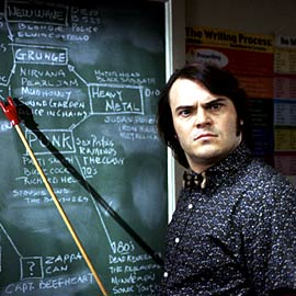 Jack Black, The School of Rock