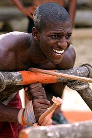 Osten Taylor, Survivor: Pearl Islands