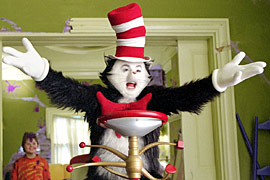 Mike Myers, Dr. Seuss' The Cat in the Hat