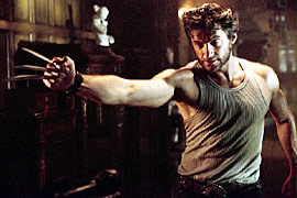 Hugh Jackman, X2: X-Men United