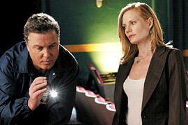 William Petersen, CSI: Crime Scene Investigation