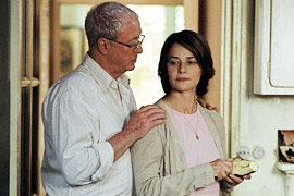 Michael Caine, Charlotte Rampling, ...