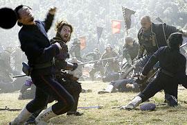 Tom Cruise, The Last Samurai