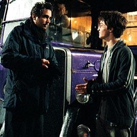 Alfonso Cuaron, Daniel Radcliffe, ...
