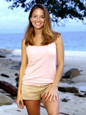 Amber Brkich, Survivor: All-Stars