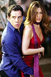 Ben Stiller, Jennifer Aniston, ...
