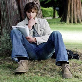 Ashton Kutcher, The Butterfly Effect
