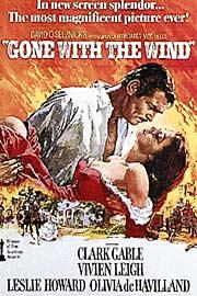 Clark Gable, Vivien Leigh, ...