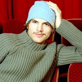 Ashton Kutcher, Sundance Film Festival 2004
