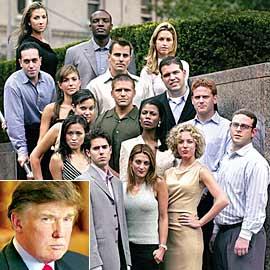 Donald Trump, The Apprentice