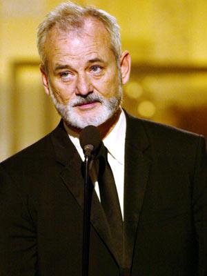 Bill Murray, Golden Globe Awards 2004