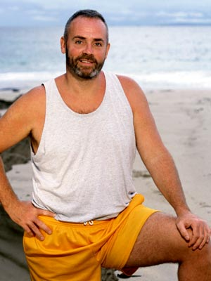 Richard Hatch (Actor - Survivor), Survivor: All-Stars