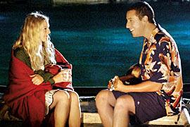 Adam Sandler, Drew Barrymore, ...