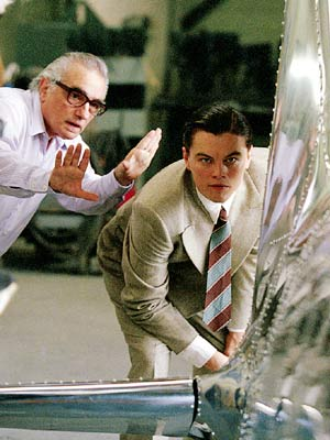 Martin Scorsese, Leonardo DiCaprio, ...