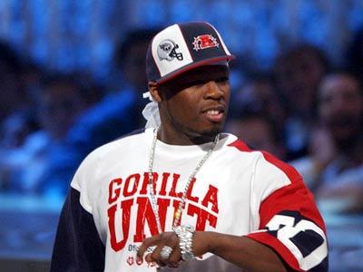50 Cent, Grammy Awards 2004