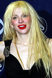Courtney Love, Grammy Awards 2004