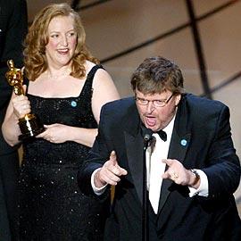 Michael Moore, Oscars 2003