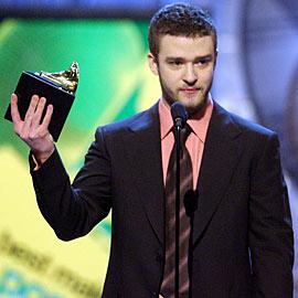 Justin Timberlake, Grammy Awards 2004
