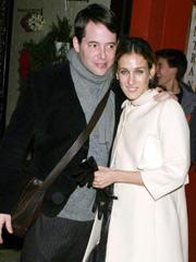 Matthew Broderick, Sarah Jessica Parker