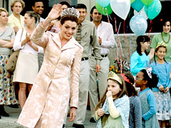 Anne Hathaway, The Princess Diaries 2: Royal Engagement